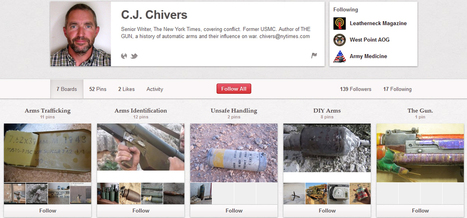 5 ways journalists are using Pinterest | Poynter. | Veille pour tous! | Scoop.it