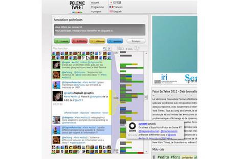Polemic Tweet, certification dans le supérieur à partir de l'annotation et de la contribution | Les TIC comme stratégie d'enseignement - apprentissage | Scoop.it