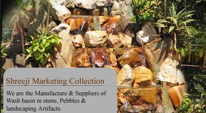 Stone Wash Basin | Marble Wash Basin | River Pebbles | Quartz Pebbles | Wash Basin Manufacturers | Pebbles Manufacturers | Shreeji Marketing | Stone wash basin manufacturers | Scoop.it