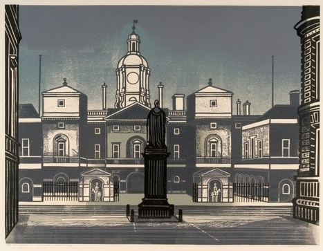 London through the eyes of illustrator and graphic designer Edward Bawden | Woodcuts | Scoop.it
