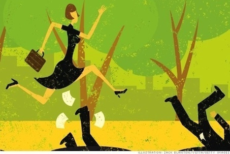 Safety net yourself for the She-conomy? | Women, Money & Style | Sheconomy | Scoop.it