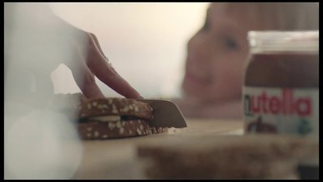 Nutella: Breakfast Loves Nutella | Unconventional and Viral Marketing | Scoop.it