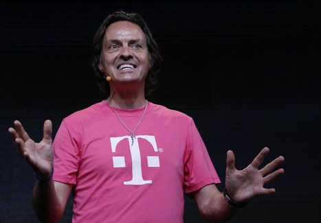 T-Mobile's next move could be devastating for AT&T and Verizon | LibertyE Global Renaissance | Scoop.it