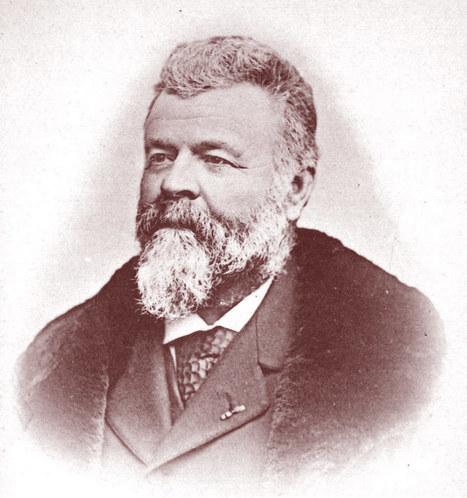 Aurélien Houchart (1840-1918), propriétaire viticole du pays d'Aix | Rhit Genealogie | Scoop.it