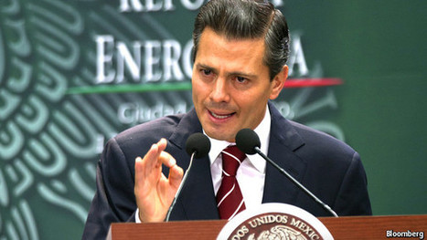 Energy in Mexico: Make or break for Peña Nieto | Comparative Government and Politics | Scoop.it