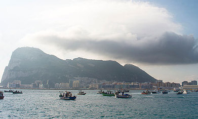 """Gibraltar row: Spain 'misinformed' over artificial reef - The Guardian (""""another case of politics?"""") 