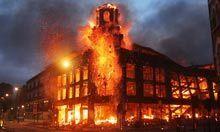 Tottenham riots: a peaceful protest, then suddenly all hell broke loose | Les émeutes de Londres, 2011 | Scoop.it