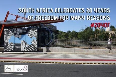 Celebrating #20YoF - Public Art with Johannesburg Development Agency | Joburg Photos | Scoop.it