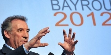 Sondage LH2 : percée de Bayrou / Hollande creuse l'écart | Hollande 2012 | Scoop.it