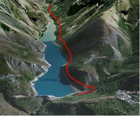 Oisans info's Facebook Wall: ▷▷▷ ACTU CHAMBON. La route de secours sur la rive gauche du lac du Chambon sera ouverte à la circulation à partir de ce mardi 24 novembre à 16 heures. Elle va permettre...   L'alpe d'huez   Scoop.it