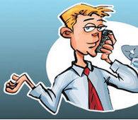 फनी चुटकुला : मिस कॉल से परेशान - Webdunia Hindi | Hindi Jokes | Scoop.it