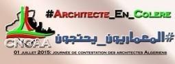 Les architectes Algériens protestent   Architecture   Scoop.it