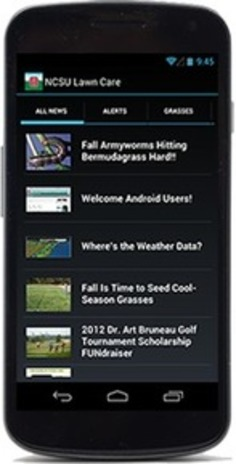 Lawn care, with an app | Garden apps for mobile devices | Scoop.it