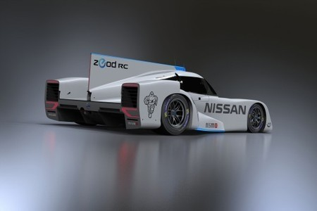 Nissan shows its latest ZEOD RC electric race car prototype in Japan - Gizmag | Car | Scoop.it
