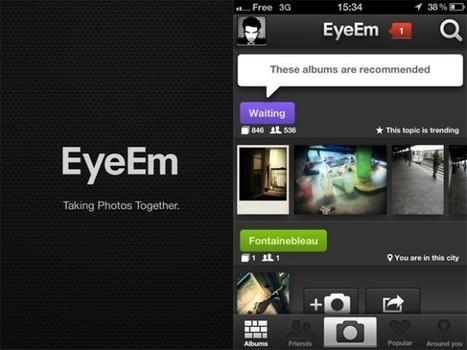 EyeEm, une solide alternative à Instagram | Time to Learn | Scoop.it