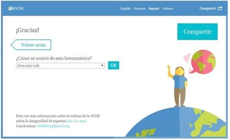 Comparar la pobreza y la economía domésticas con estas dos herramientas interactivas de la OCDE | Pedalogica: educación y TIC | Scoop.it