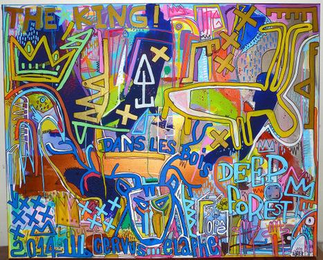 Deep forest by Tarek | The art of Tarek | Scoop.it