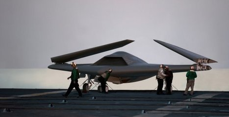 Wondering how to hack a Military Drone? It's all on Google   Technology in Business Today   Scoop.it