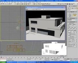 TECNICAS DE REPRESENTACIÓN POR COMPUTADORA V SEM (3D MAX) - Arq. Canfield | Taller Básico Bidimensional y Tridimensional | Scoop.it
