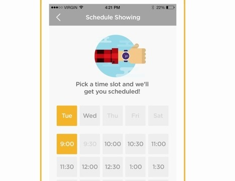 Oliver, A New Apartment-Finding App, Cuts Out TheMiddlemen | digitalNow | Scoop.it