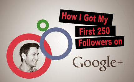 Getting the first 250 followers on Google+ is hard. Here's some help... | Seriously Social News | Scoop.it