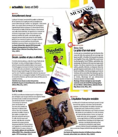 """Cheval Magazine - """"Un auteur à découvrir""""   Louis Meunier   Scoop.it"""