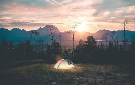10 feiten die bewijzen dat #kamperen goed voor je is! | Logeren bij Nederlanders | Scoop.it