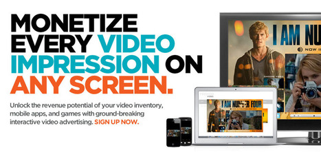 Monetize Every Video Impression on Any Screen: Tremor Video | Online Business Models | Scoop.it