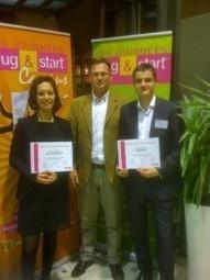 Deux étudiants entrepreneurs au Plug & Start Campus de Troyes | Plug&Start | Scoop.it