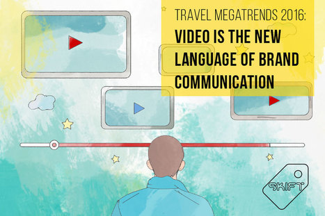 Skift Travel Megatrend for 2016: Video Is the New Language of Brand Communication | Tourisme | Scoop.it