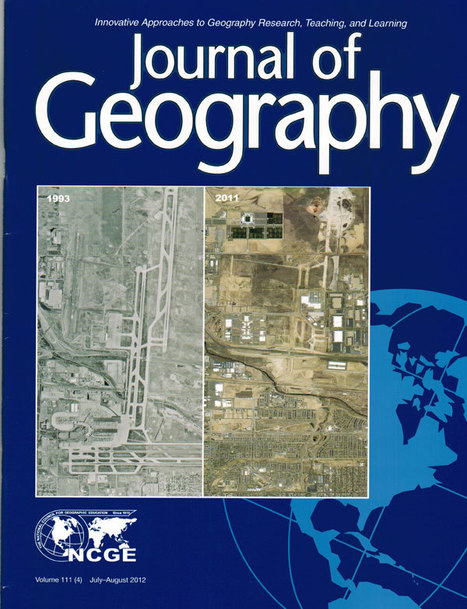 Special APHG Edition of the Journal of Geography | Geography Education | Scoop.it