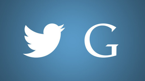 FAQ: How Twitter's New Deal To Bring Tweets To Google Search Works   Social Selling   Scoop.it