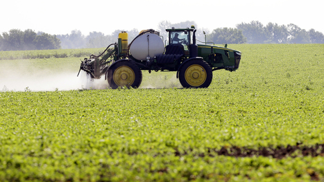 How GMOs Cut The Use Of Pesticides — And Perhaps Boosted It Again | Farming, Forests, Water, Fishing and Environment | Scoop.it