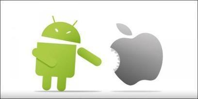 Android takes enterprise share from iOS in Good Technology mobility index | Apple in Business | Scoop.it