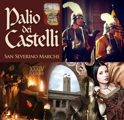 Palio dei Castelli, San Severino Marche | Le Marche another Italy | Scoop.it