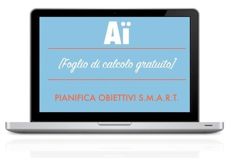 Obiettivi SMART | Piano di marketing strategico | Marketing_me | Scoop.it