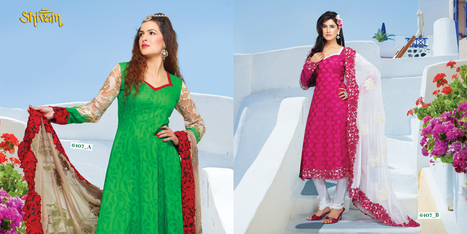 Anarkali Dresses UK | Latest Salwar Kameez | Scoop.it
