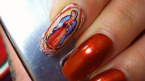Nail Art a Big Business for SoCal Artists - California Report | Nail Art | Scoop.it