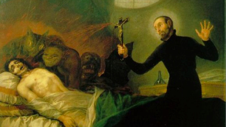 The 16th century exorcism that became political propaganda | Strange days indeed... | Scoop.it