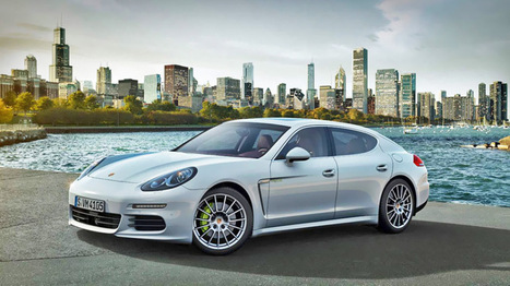 Electric Porsche Might Be Offered In 2015 | Tesla Motors (+ other electric cars news) | Scoop.it