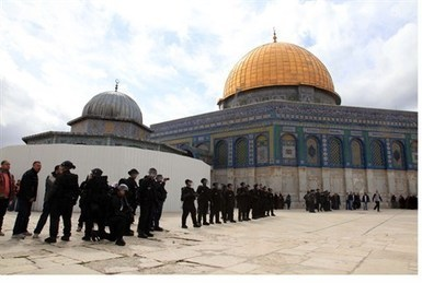 Muslims Riot, Jews Banned from Temple Mount | News You Can Use - NO PINKSLIME | Scoop.it