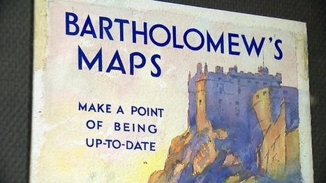 The Scots who mapped the world | Scottish Battlefields | Scoop.it
