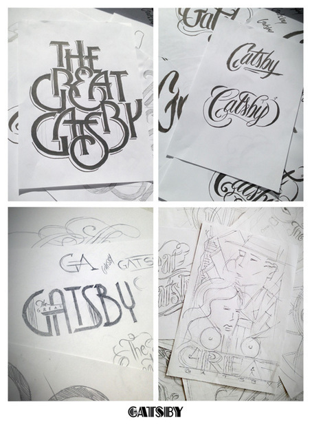 Behind the scenes of The Great Gatsby's typography | Branding | Creative Bloq | Design Goodness | Scoop.it