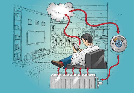 #Domotique : Les maisons intelligentes sont en train de créer de nouveaux métiers - Maddyness | Objets connectés | Scoop.it