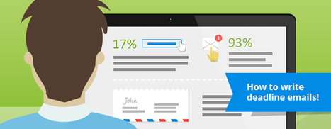 Infographic: How to Write a Registration Deadline Email | Summer Camp | Scoop.it