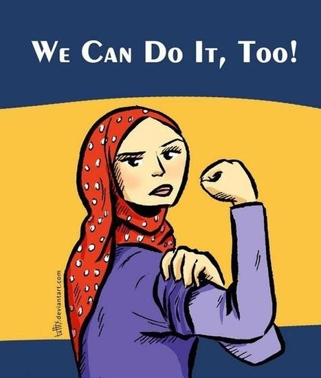 Dans la vie d'une féministe musulmane - L'Orient-Le Jour | Femmes d'affaires | Scoop.it