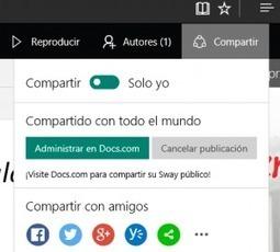 @enlanubetic Otro servicio para compartir documentos: Docs.com | Pedalogica: educación y TIC | Scoop.it