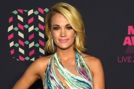 Carrie Underwood Charts 24th No. 1 With 'Church Bells' | Country Music Today | Scoop.it