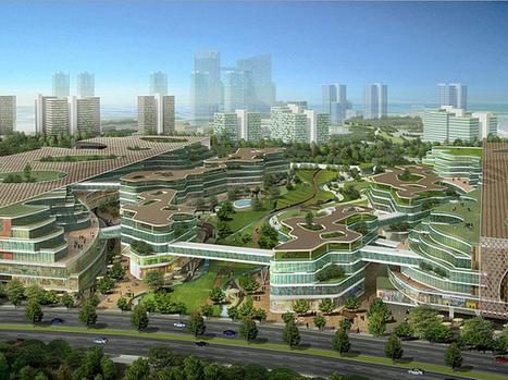 Masdar City: la ciudad que funciona unicamente con energías renovables | Noticias de ecologia y medio ambiente | Agricultura Sostenible y Energias Limpias | energias renovables: las energias de Europa | Scoop.it