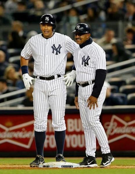 New York Yankees Should Celebrate A-Rod Tying Willie Mays' HR Total Per Barry Bonds  - I4U News | Black Friday | Scoop.it